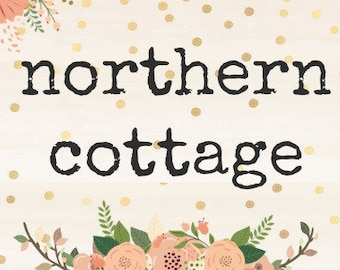 NORTHERN COTTAGE  Quilt Bits Shipping {Reserved for tamara} // Shabby Chic, Rustic Modern, Cottage, Handmade, Luxe