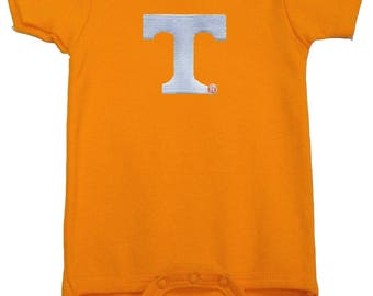 Tennessee Volunteers Team Spirit Baby Bodysuit