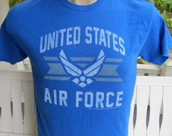 Size M (43) ** United States Air Force Shirt (Single Sided)