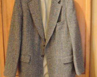 A Stout Wool Jacket