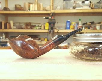 Handmade tobacco pipe smoking pipe Davis Pipe