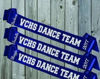 VCHS ROYAL SASH Royal Blue
