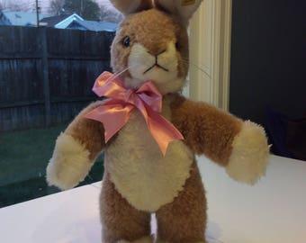 Vintage Steiff Rabbit standing