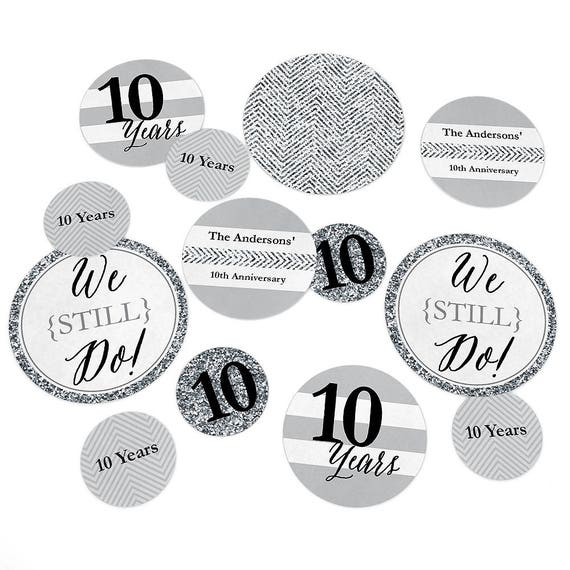 10th Wedding Anniversary Party Ideas: 10th Wedding Anniversary