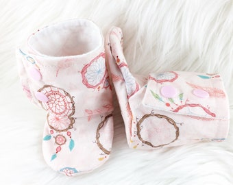 Softsole Tall Booties, Tall Booties, Booties, Baby Booties, Baby Shoes