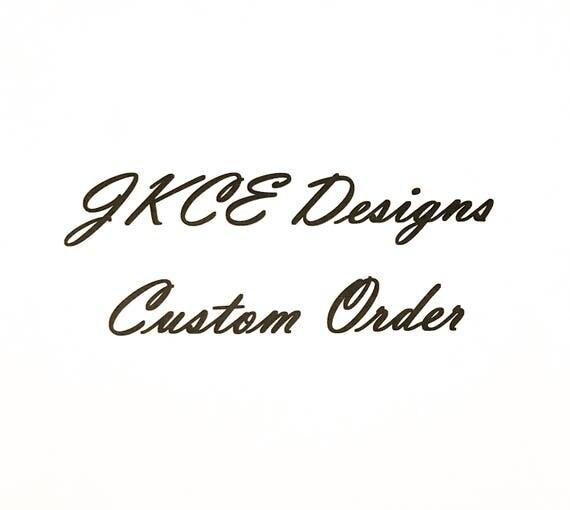 Custom Order for Reyna