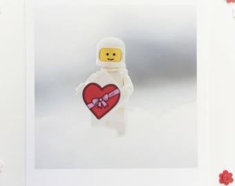 Be Mine  (blank greeting card)