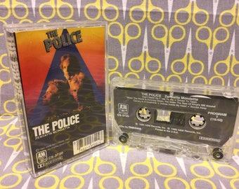 Zenyatta Mondatta by The Police Cassette Tape rock