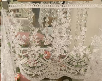 Fine Lace for decorations