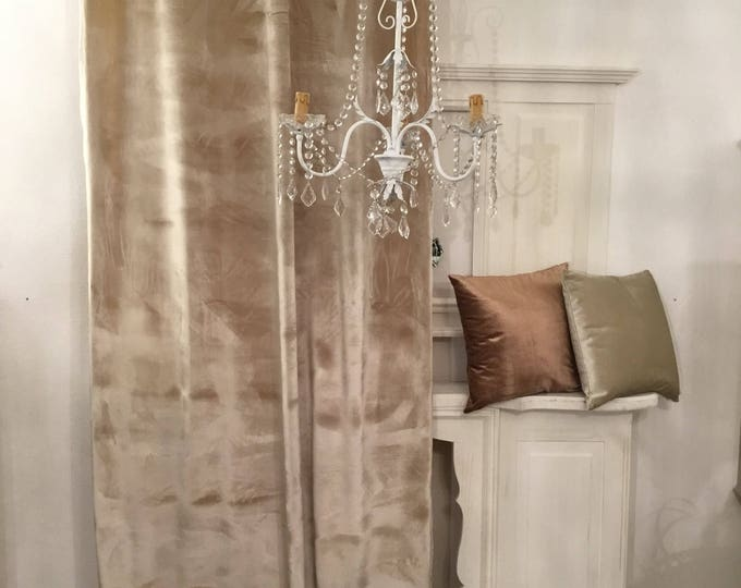 Soft velvet curtain FREE SHIPPING