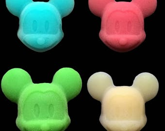 "Small original soap ""MICKEY """