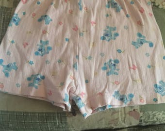 Blues clues shorts size 3t
