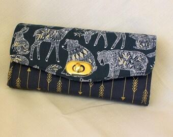 Norrland Clutch Wallet