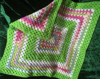Baby Blanket - crib/car seat/moses basket