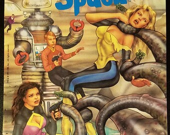 Lost in Space #1 & 2 (1991) Comic Books