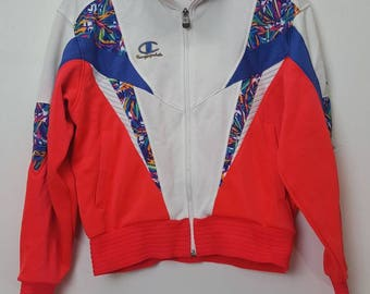 Vintage Champion Product trainning jacket with great design