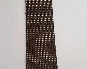 Triangle 3D cuff