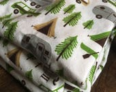 Fitted Crib Sheet - Set of 3