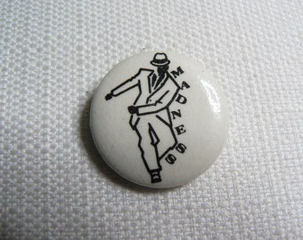 Vintage 80s Madness - Pin / Button / Badge