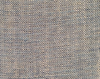 Mixed Blues Woven - Upholstery Fabric by The Yard