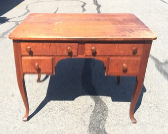 Vintage French Style Desk or Vanity