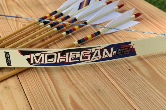 "Archery Bow, Greatree ""Mohegan"", 20# take down, recurve bow"