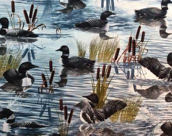 Duck Season Fabric
