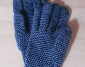 Crochet gloves accessories for women gifts crocheted gloves women gloves mittens winter gloves gloves handmade gloves with fingers knitted