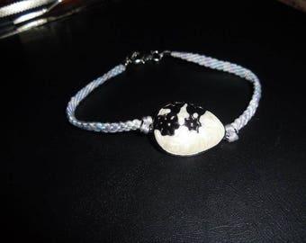 epoxy charm bracelet