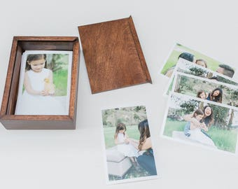 Sale Item- 75ct Sliding Lid Proof Box (holds 75 photos)