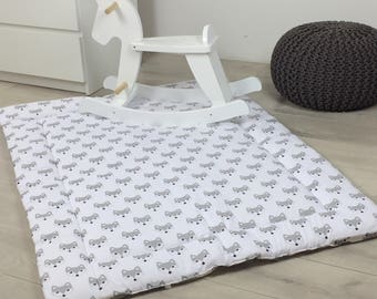 "Puckdaddy Play Mat ""Foxes"""