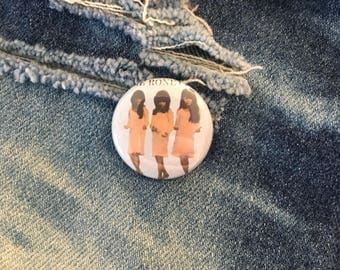 THE RONETTES,  one inch pin back button