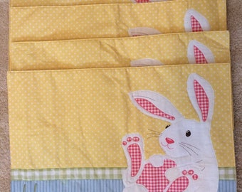 Easter Place Mats - Set of 4