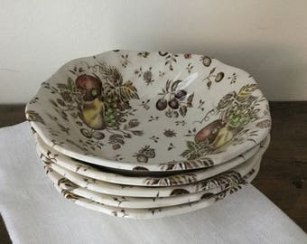 Johnson Brothers China Ironware Vintage Ironware Autumn's Delight