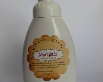 Patchouli Foaming Hand Wash Soap