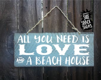 beach house sign, beach house decoration, beach house decor, gift for beach house, beach sign, beach decor, beach home decor