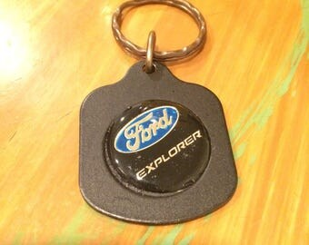 Ford Explorer key chain fob