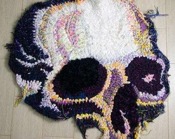 crochet art - 110 x 110 cm - 2017