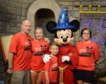 Disney Family Shirts/ Disney Bound/ Disney Trip/ Disney World/ Disney Land/ Matching Family Shirts/ Mickey Mouse/ Minney Mouse