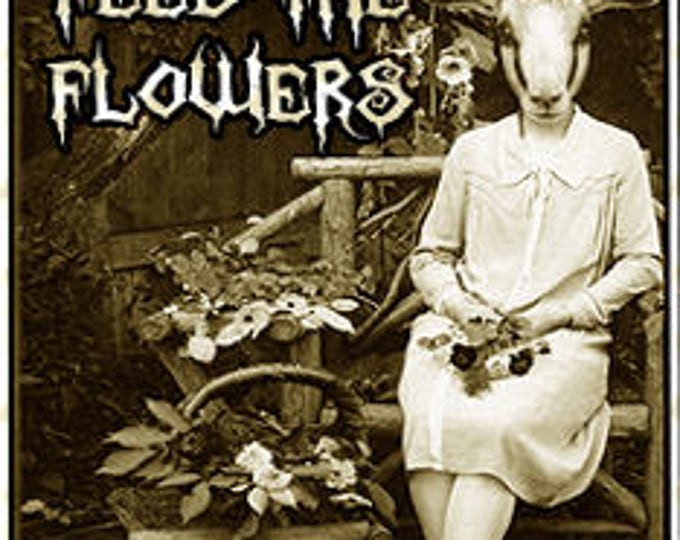 Feed the Flowers - Handcrafted Perfume for Women - Love Potion Magickal Perfumerie - ZOMBIES! - Halloween Goth