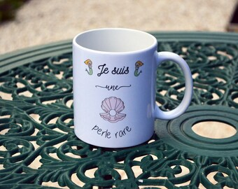 Mug/Cup I am a rare gift friend sister personalized witness