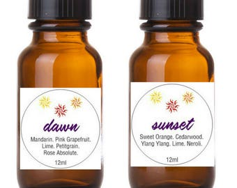 InLaKesh Aromatics Bless this day Dawn and Sunset Collection