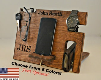 Men, Mens gift, Gift for Men, Man Gift, Mens Docking Station, Gift for a man, Dad gift, Dads Gift