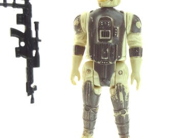 Dengar Star Wars Bounty Hunter Action Figure FREE Bonus Weapon The Empire Strikes Back