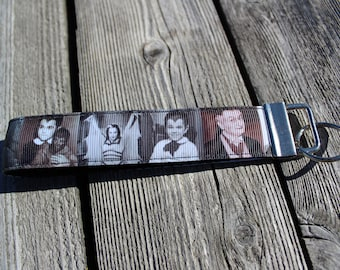 The Munsters | Key Fob | Keychain | Wristlet | TV Show
