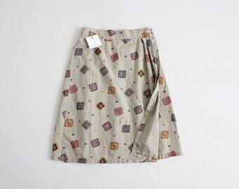 southwestern skirt | southwestern print skirt | ethnic print skirt