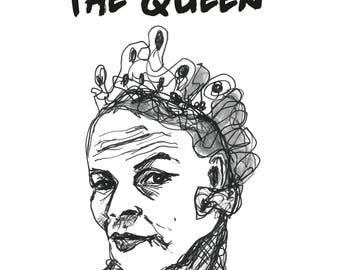 God Save The Queen > Vivienne Westwood > Punk > Fashion Portrait