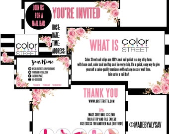 Color Street Business Pack