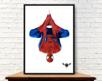 Limited Edition Print - Spiderman