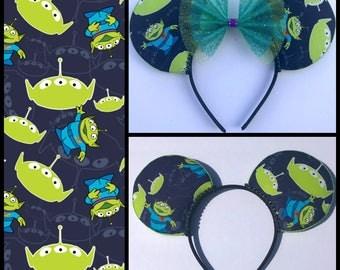 Toy Story Alien Disney Mouse Ears